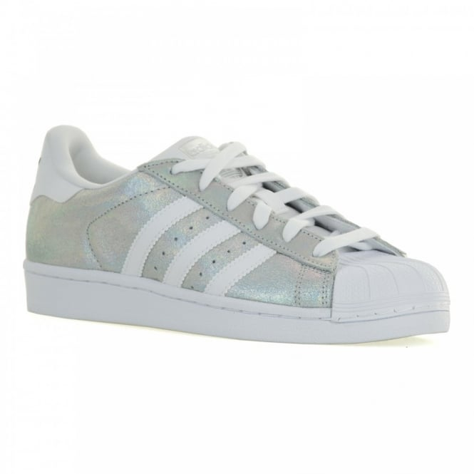 Silver Adidas Originals