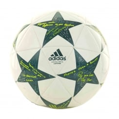 Adidas Performance Finale Capitano 16 Football (White)