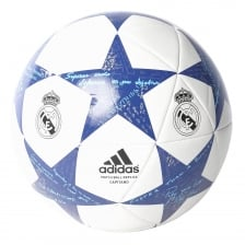 Adidas Performance Finale Real Madrid 2016 Football (White)