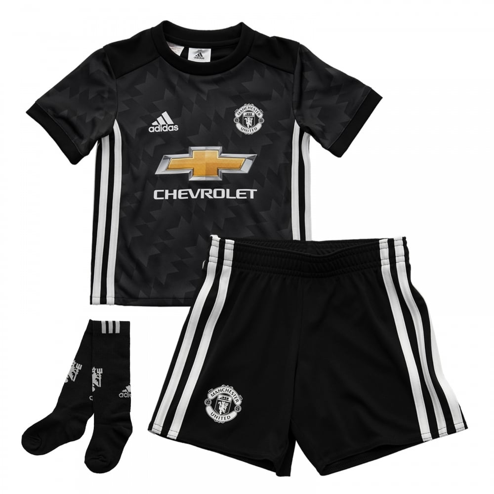 new product e1720 6b108 manchester united jersey black