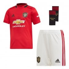 a997062d3 ADIDAS Performance Infants Manchester United 2019 2020 Mini Home Kit  (18M-6Y)