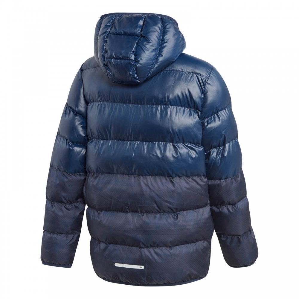ca15fc582 Juniors Boys BTS Puffer Coat (Navy)