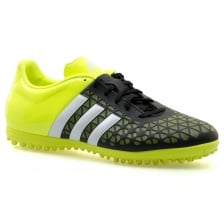 Adidas Performance Juniors Control Ace 15.3 FT Football Boots (Core Black/White/Solar Yellow)
