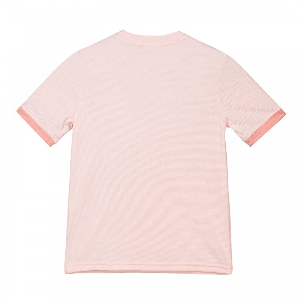 376f78db2 ADIDAS Performance Juniors Manchester United 2018 2019 Away Shirt (Pink)