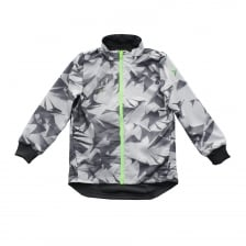 Adidas Performance Juniors Messi Windbreaker (Dark Grey)