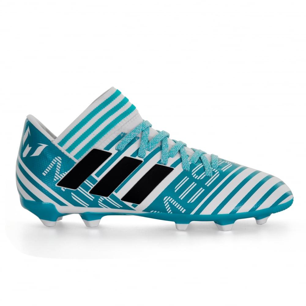 Adidas performance juniors nemeziz messi fg scarpe da calcio