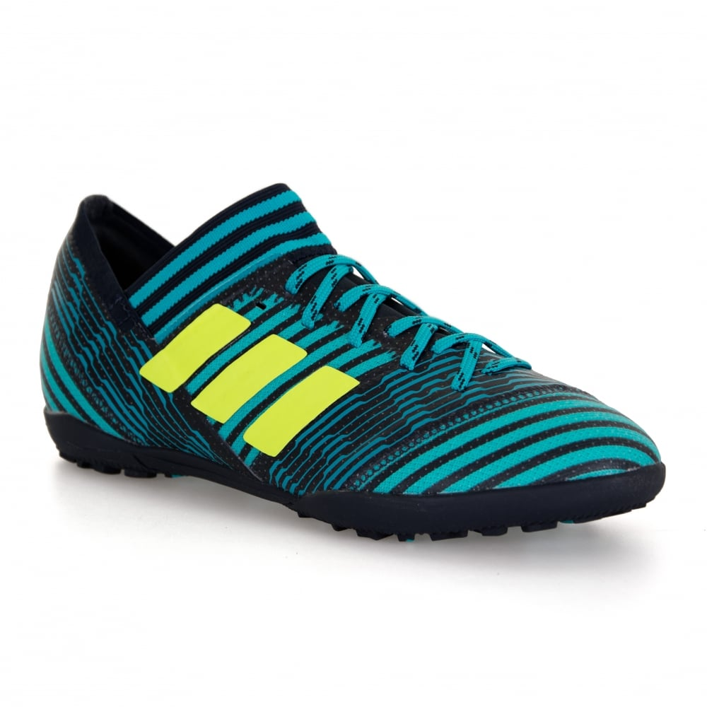 d847b5afa2 ADIDAS Performance Juniors Nemeziz Messi 17.3 TF Football Trainers  (Blue Black)
