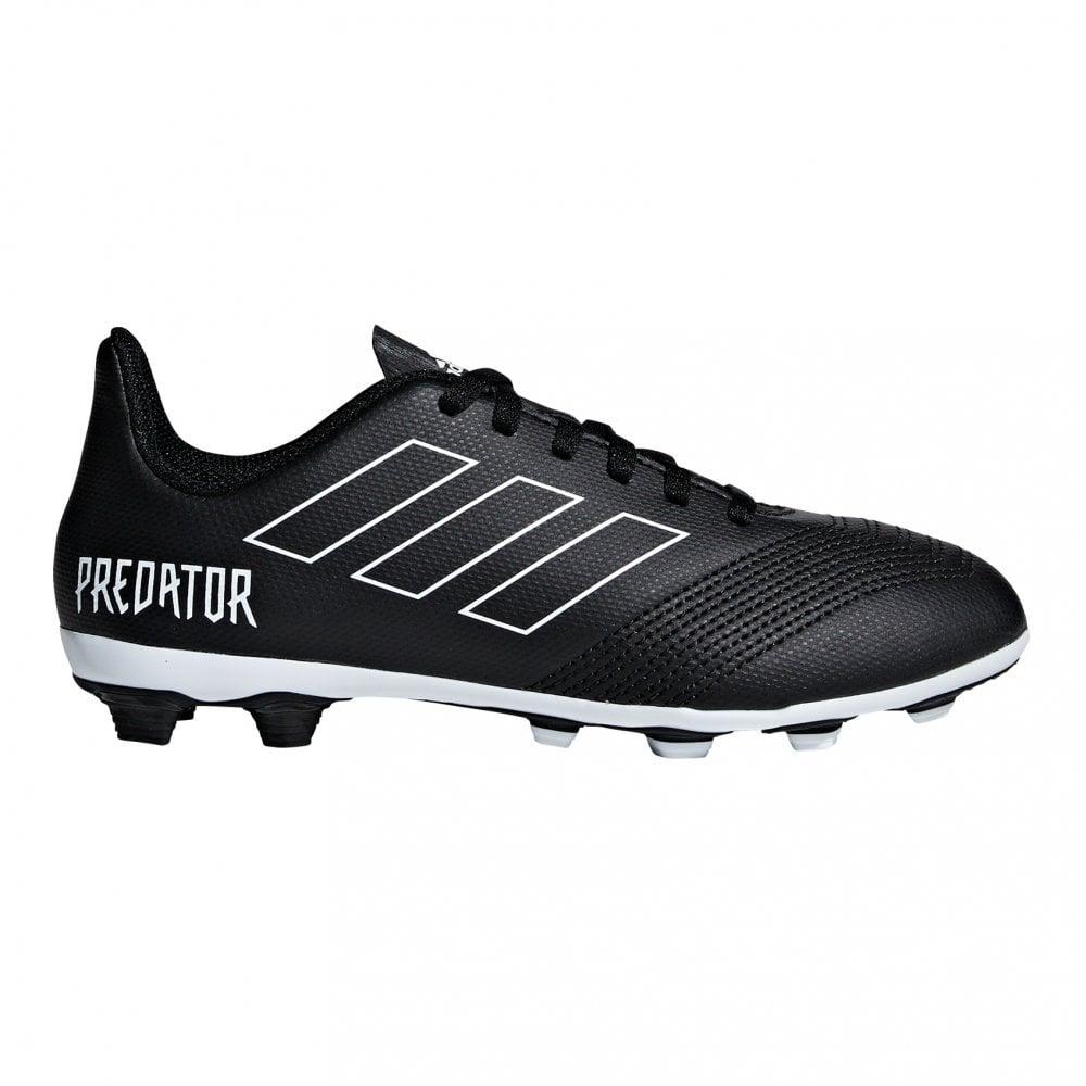 af9307c8ef68 ADIDAS Performance Juniors Predator 18.4 FxG J Football Boots (Black ...