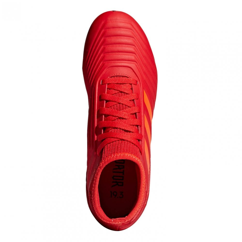 quality design 78bee 77760 ADIDAS Performance Juniors Predator 19.3 FG J Football Boots (Red)