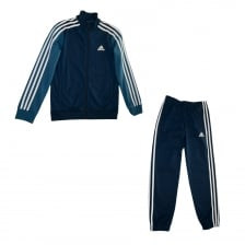 Adidas Performance Juniors Tibero Tracksuit (Blue)