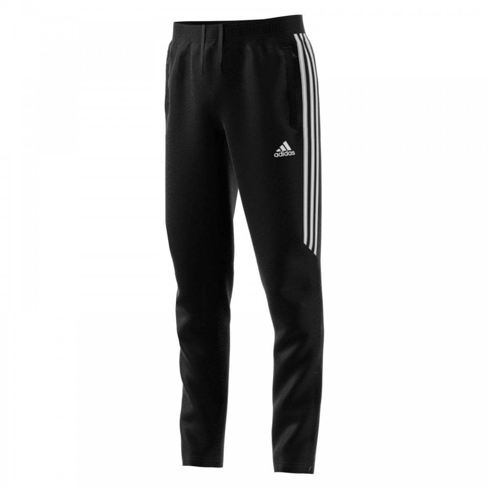 8c3687cacc7a ADIDAS Performance Juniors Tiro 17 Training Pants (Black   White ...
