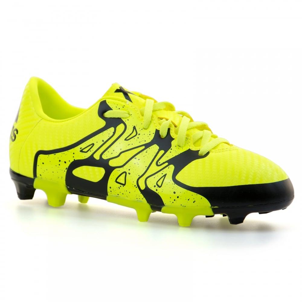 Adidas Football Boots Yellow