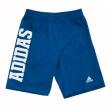 Adidas Performance Juniors Xcite Shorts (Blue)