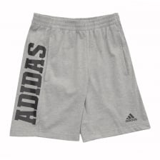 Adidas Performance Juniors Xcite Shorts (Grey)
