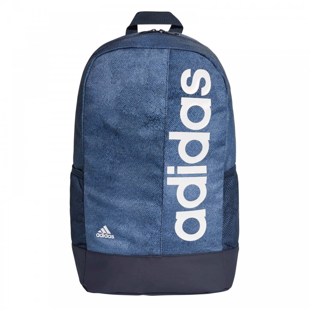 ADIDAS Performance Linear Backpack (Steel Blue) - Mens from Loofes UK 3122fdfaba