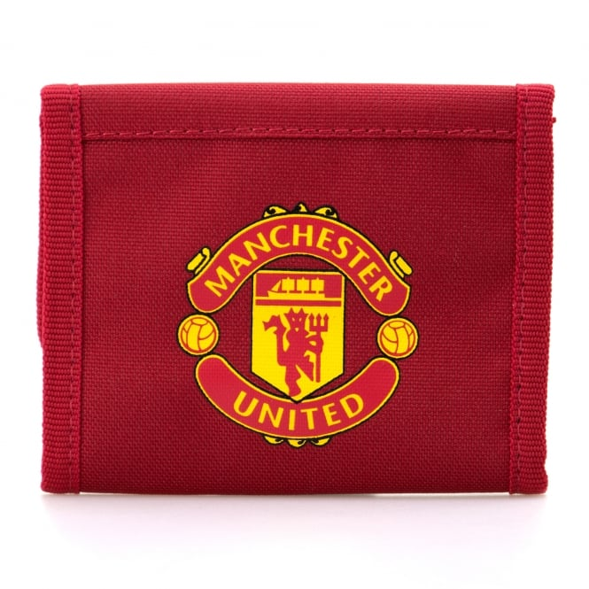 Adidas Performance Manchester United Wallet 15/16 (Red/White/Navy)