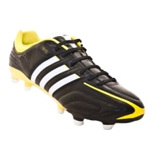 Adidas Performance Mens Adi Pure 11 Pro FG Football Trainers (Black)