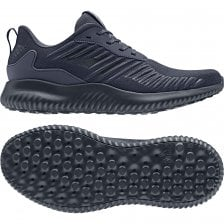 Adidas Performance Mens Alphabounce 118 Trainers (Navy)