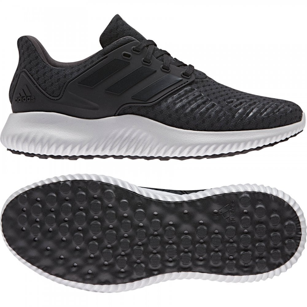 4b997406b ADIDAS Performance Mens Alphabounce RC 2 Trainers (Carbon) - Mens ...