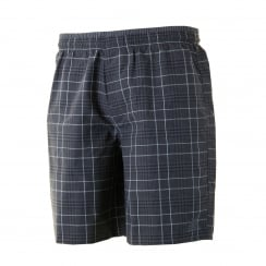 Adidas Performance Mens Check 316 Swim Shorts (Black/Ice Blue)