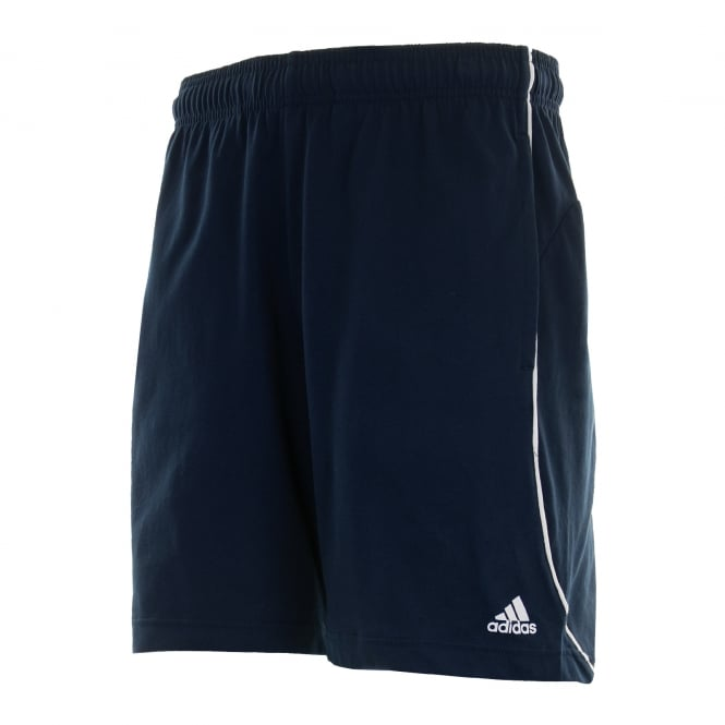 Adidas Performance Mens Chelsea Jersey Shorts (Navy)