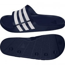 Adidas Performance Mens Duramo Slide Frontflip (Navy/White)