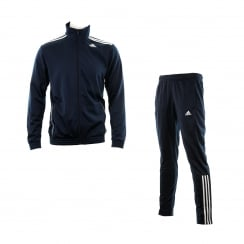 Adidas Performance Mens Entry Track Suit (Core Navy/White)