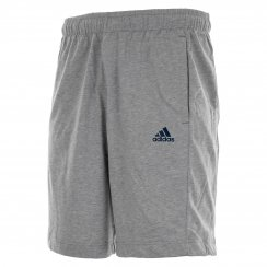 Adidas Performance Mens Essential Fleece Shorts (Grey)