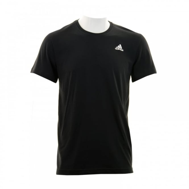 Adidas Performance Mens Essential T-Shirt (Black)