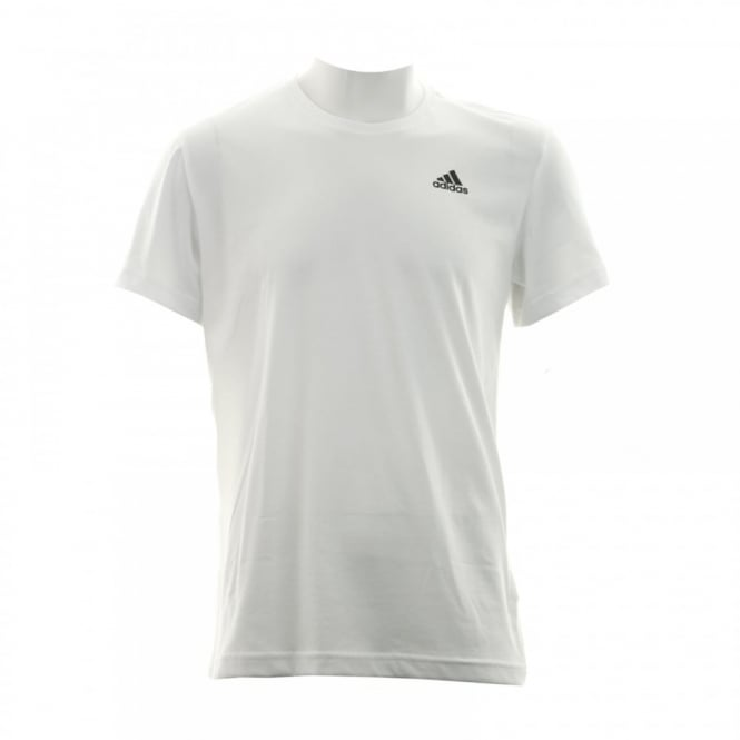 Adidas Performance Mens Essential T-Shirt (White)