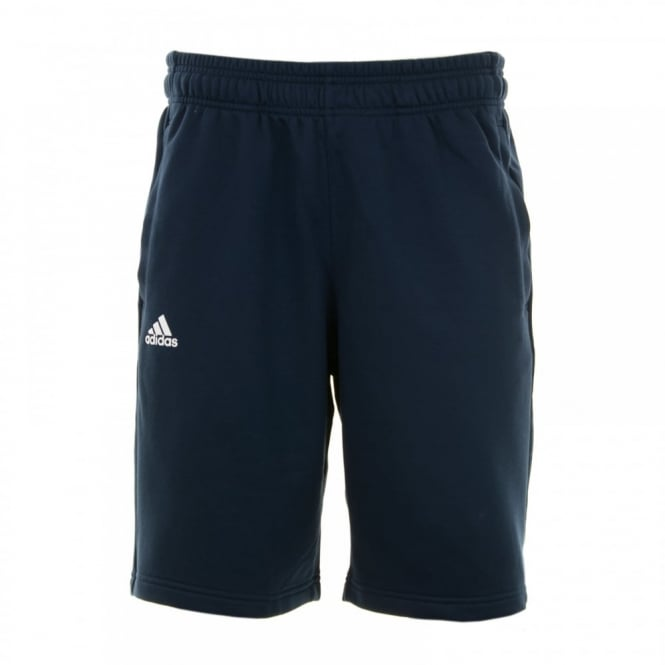 Adidas Performance Mens Linear Shorts (Core Navy/White)