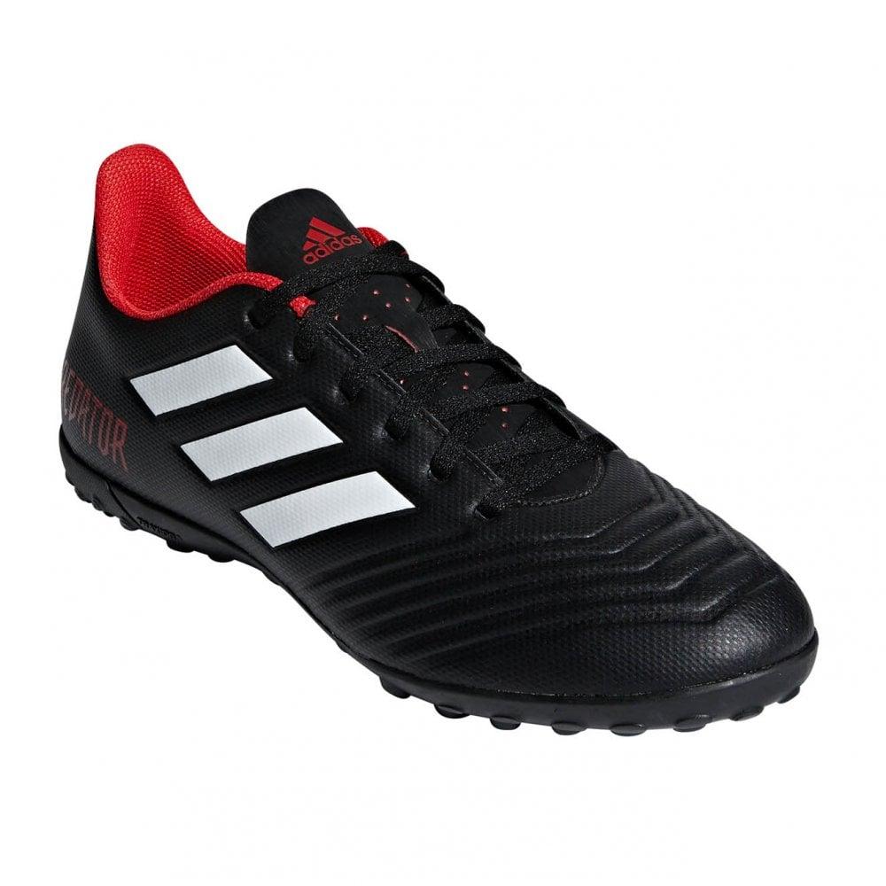 04ee3cc291f0 ADIDAS Performance Mens Predator Tango 18.4 TR Football Boots (Black ...