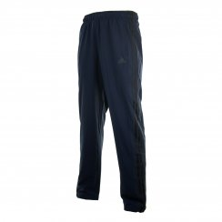 Adidas Performance Mens Three Stripe Woven Pants (Navy)