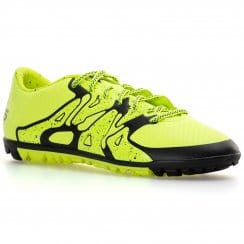 Adidas Performance Mens X 15.3 Chaos Astro Trainers (Solar Yellow/Black)