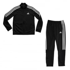 Adidas Performance Youths Tiro 117 Track Suit (Black/White)