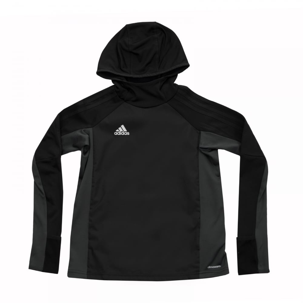 9d2f1e94a ADIDAS Performance Youths Tiro 17 Warmup Top (Black) - Kids from ...