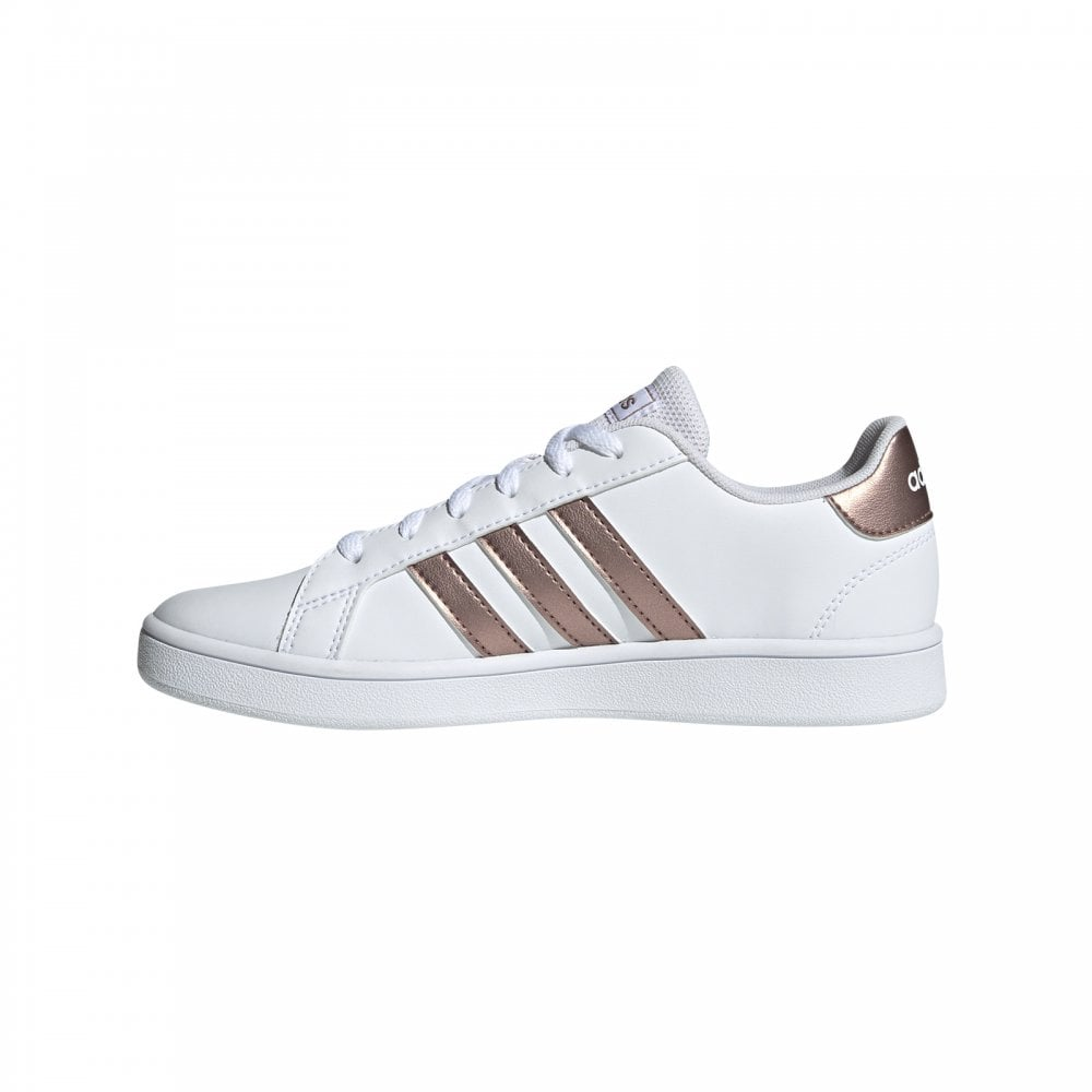 ADIDAS Youths Grand Court Trainers