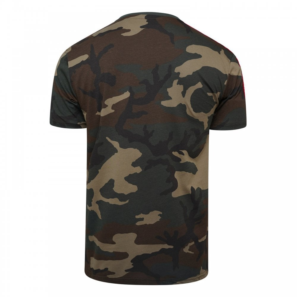 uk availability b448c ce692 Mens RBF Tape T-Shirt (Camo)