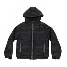 Antony Morato Juniors Hooded Coat (Navy)