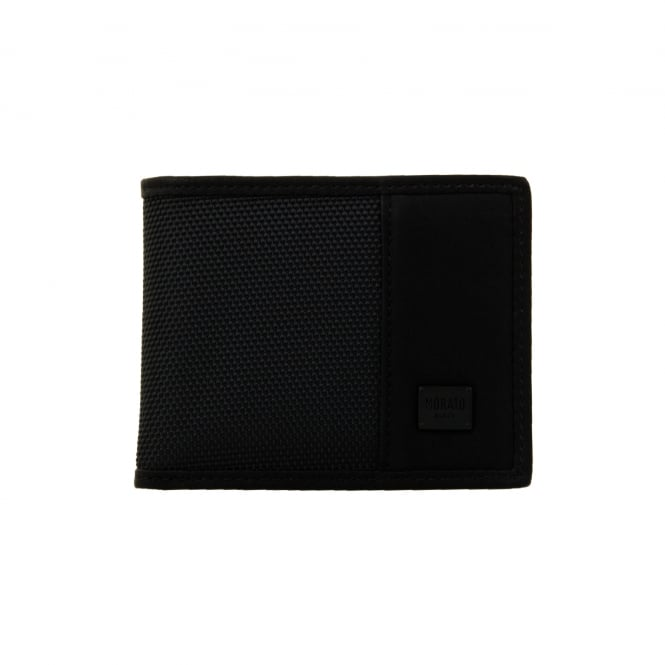 Antony Morato Mens Fabric Wallet (Black)