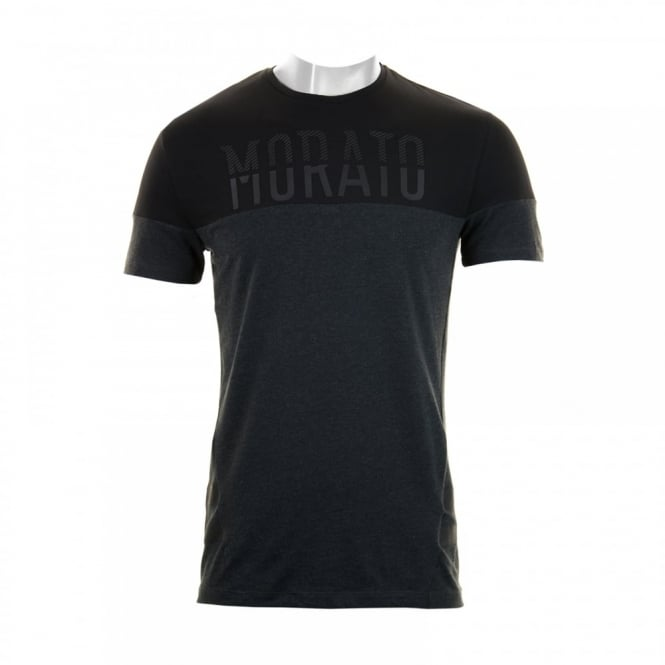 Antony Morato Mens Large T-Shirt (Black)