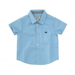 Armani Infants CDC03 Shirt (Blue)