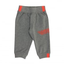 Armani Infants Jog Pants (Grey)