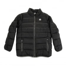 Armani Juniors Puffer Jacket (Black)