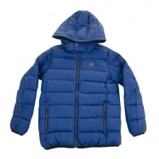 Armani Juniors Puffer Jacket (Royal)