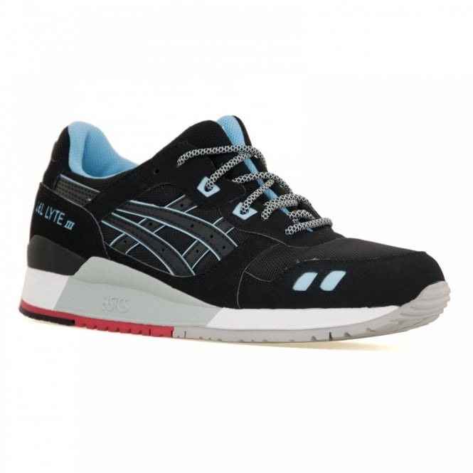 Asics Mens Gel-Lyte III Trainers (White)