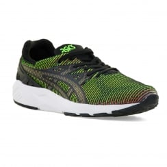 Asics Tiger Mens Gel Kayano Chamelion 316 Trainers (Gecko Green/Guava)