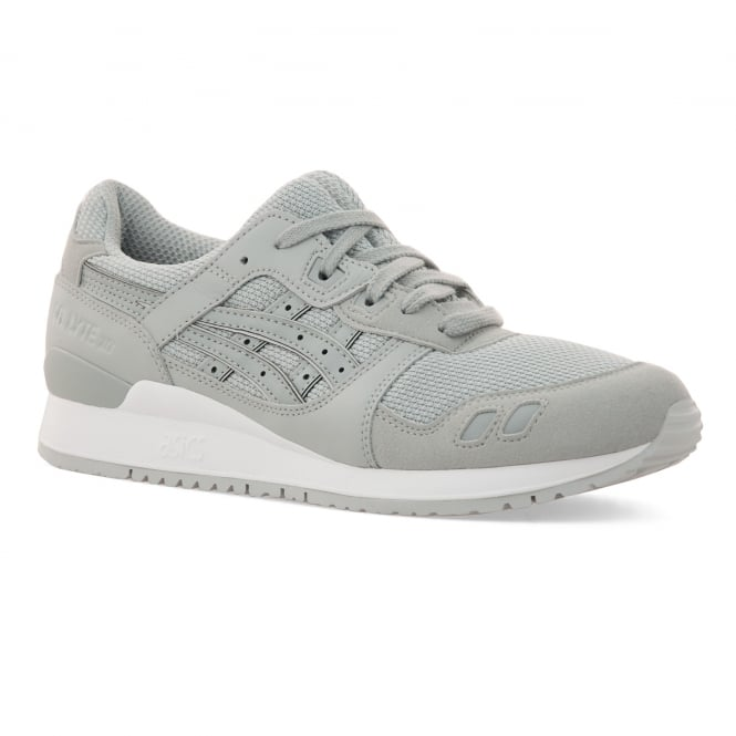 Asics Tiger Mens Gel-Lyte III 416 Trainers (Grey)