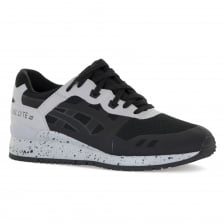 Asics Tiger Mens Gel Lyte III NS 417 Trainers (Black/Grey)