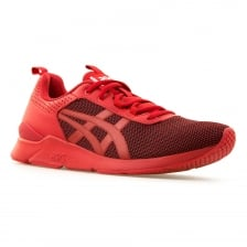Asics Tiger Mens Gel-Lyte Runner 416 Trainers (Red)